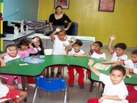 Bienvenido al COLEGIO KING'S SCHOOL